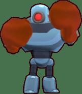 Осадный робот