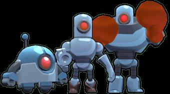 Роборубка роботы