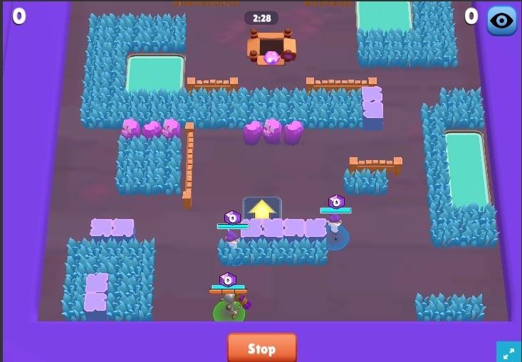 Игра геймплей brawl craft скрин