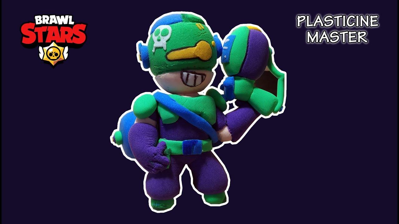 Smuggler Пенни (Пенни Контрабандистка) из пластилина