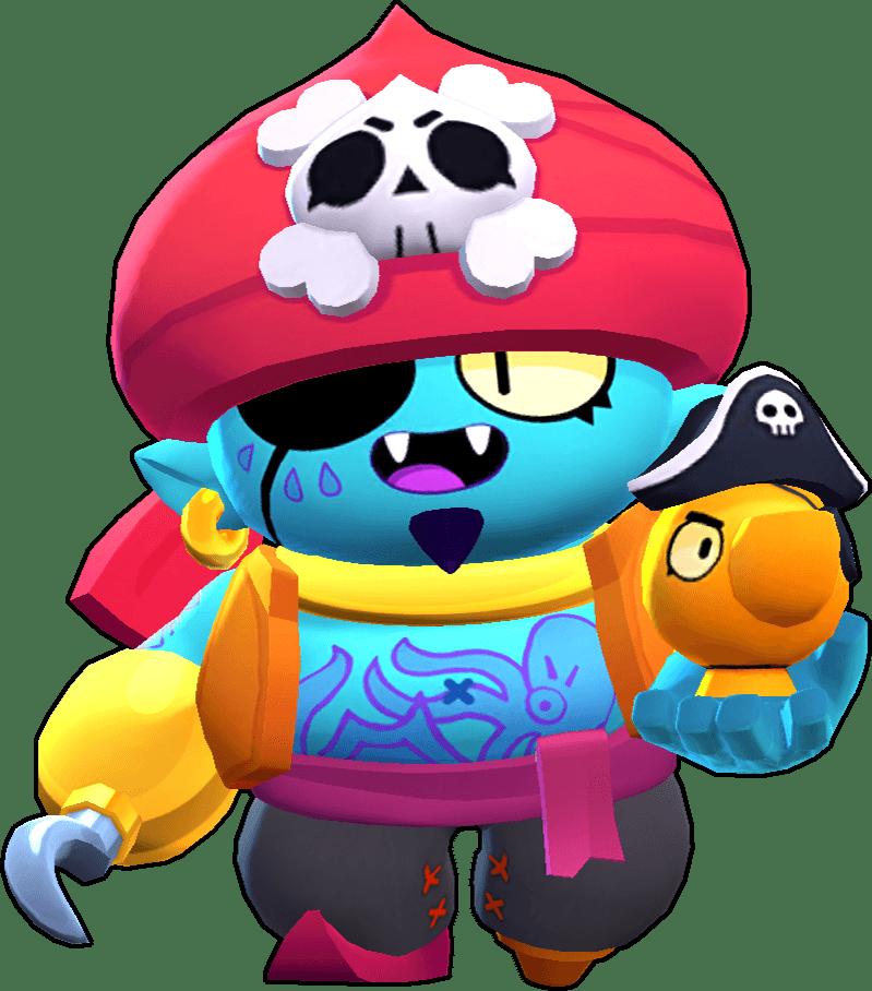 Пират Джин
