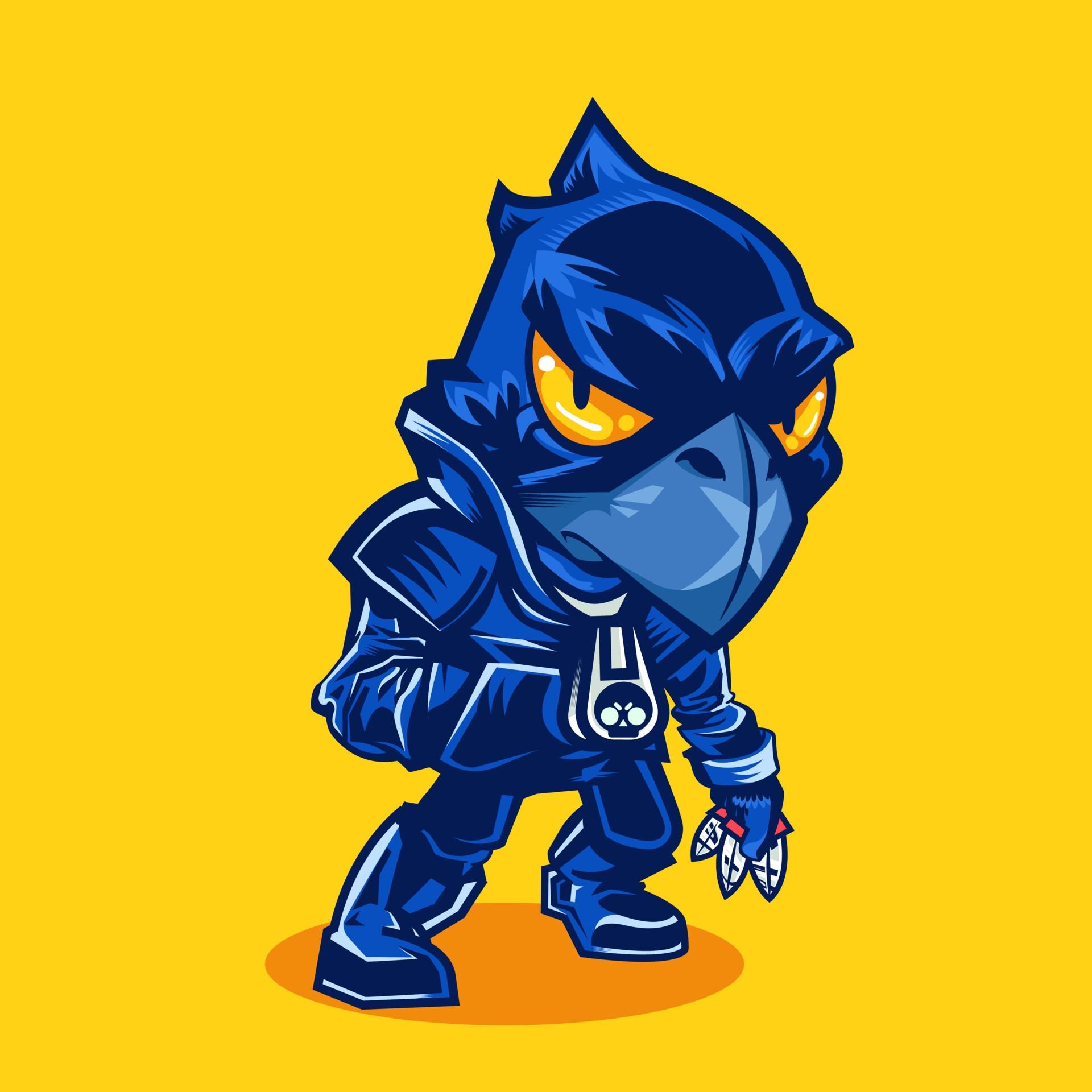 Синий Ворон