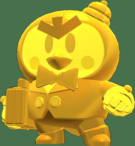 Золотой Мистер П